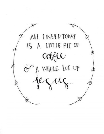 jesusandcoffee
