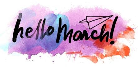 march-paint