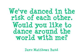 dave matthews love of my life: